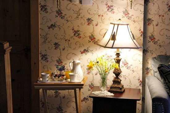 Le Cachet B&B: Dining Room