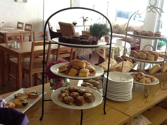 Cafe Pascale - French Restaurant & Gourmet Market: Baked Goods