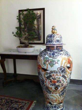 Palazzo Marziale :                   Lobby
