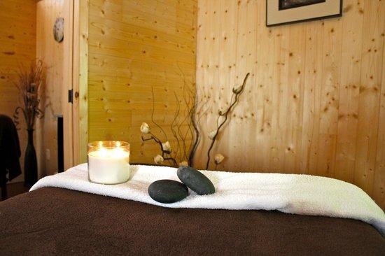 Le Cachet B&B: SPA - Massage Area
