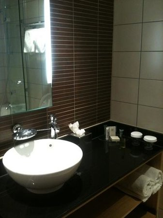 Bathroom Picture Of Hilton Bath City Bath TripAdvisor