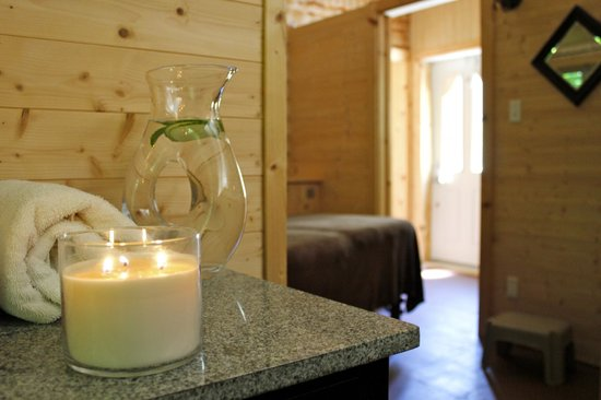 Le Cachet B&B: SPA - Massage Area