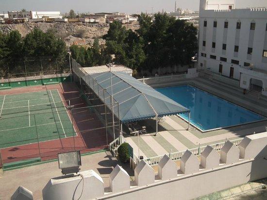 Hotel Al Madinah Holiday:                                     Great Pool!