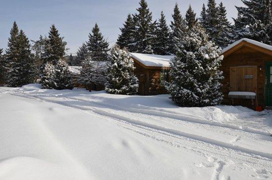Van Hoevenberg Lodge & Cabins:                   Cabins