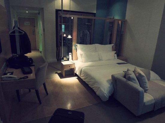 Le Meridien Vienna:                   Starwood preferred room