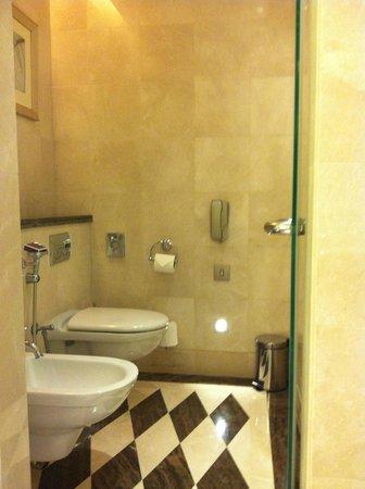 Raffles Makkah Palace:                   Bathroom
