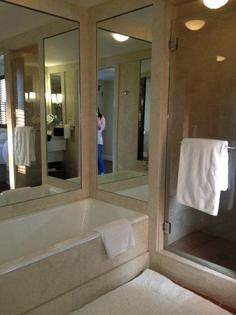 Bacara Resort & Spa:                   Bathroom