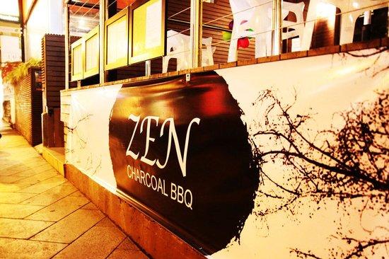 Zen Charcoal BBQ