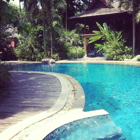 Somkiet Buri Resort:                   The Pool