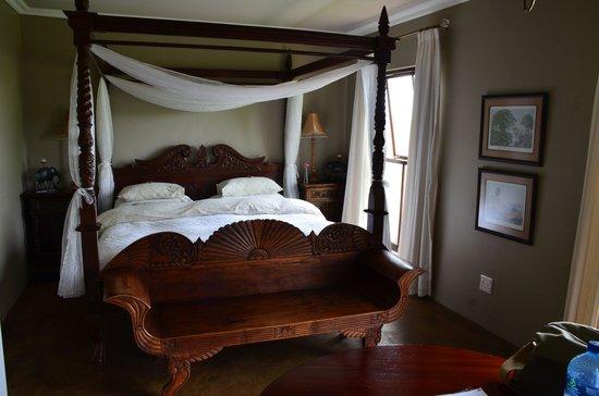 KarMichael Farm Guesthouse:                   Livingstone