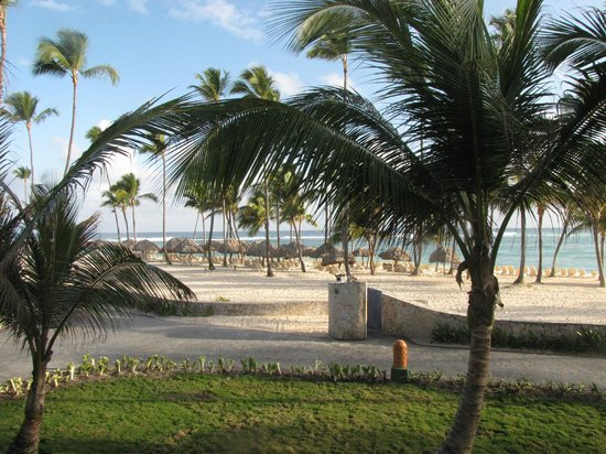 Majestic Colonial Punta Cana:                   soft white sand