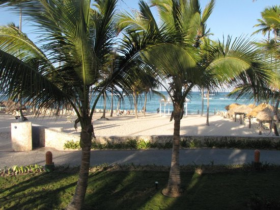 Majestic Colonial Punta Cana:                   balcony view