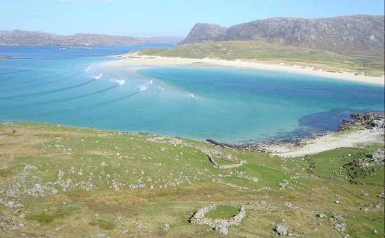 Tarbert, UK: Isle of Harris beach