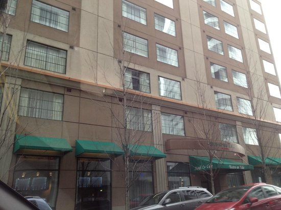 西雅圖市中心/聯合湖南春季山丘套房酒店照片