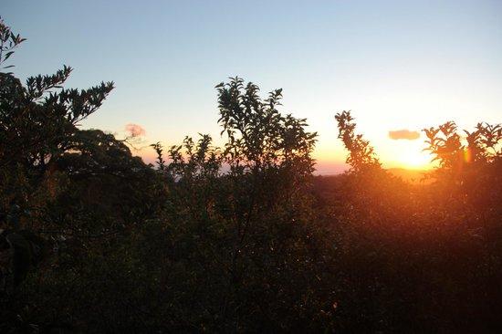 كابولين كابيناس آند فارم:                   View from balcony                 