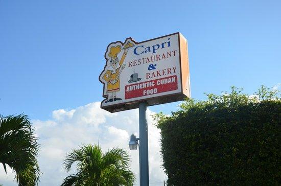 Capri Bakery Restaurant