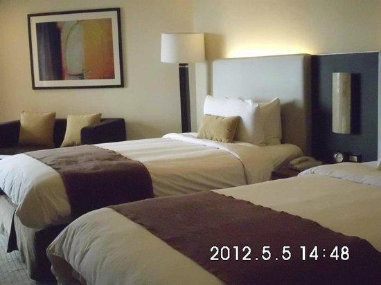 Hotel Jen Manila:                   Comfy Beds