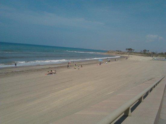 Cabogata Mar Garden Hotel Club & Spa: playa cabo de gata