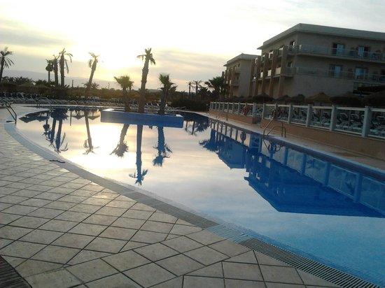 Cabogata Mar Garden Hotel Club & Spa: piscina hotel