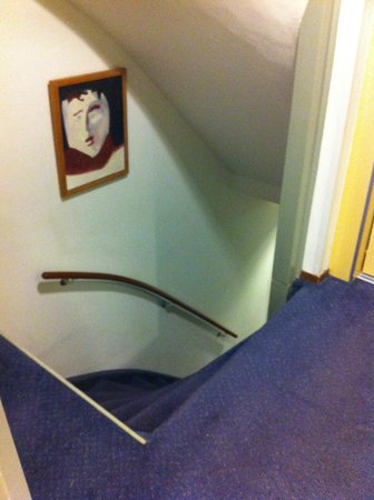 Best Western Museumhotels Delft:                   stairs