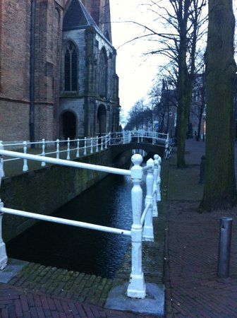 Best Western Museumhotels Delft:                   outside of the hotel