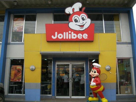 Jollibee Masbate City Vicente Dy Building Restaurant