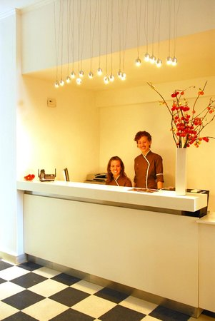 Front desk Vain Hotel - Picture of Vain Boutique Hotel ...