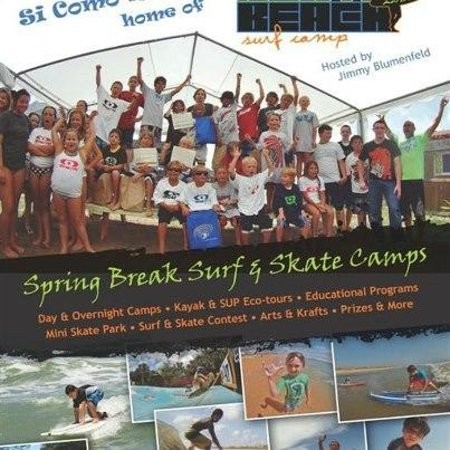 Si Como No Inn: Surf and Skate Camps
