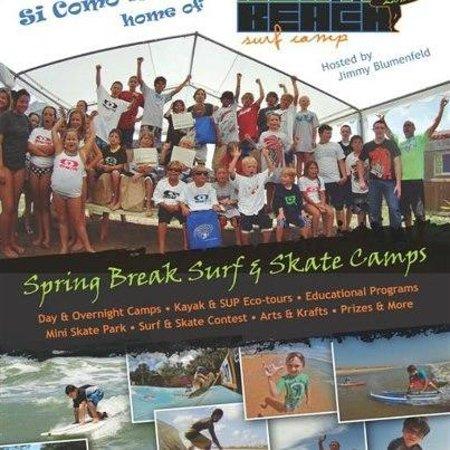 Si Como No Inn: Surf and Skate Camps