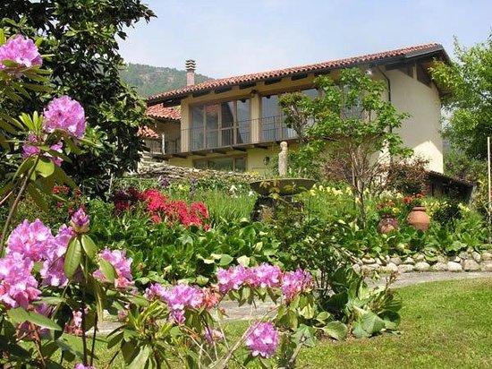 B&B Il Giardino di Iside : Casa vista dall'esterno