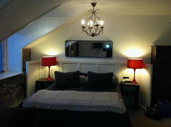 Monachyle Mhor:                   Room 7