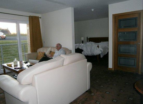 Radstone Hotel:                   Lewis suite
