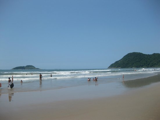 Tombo beach: Praia Tombo