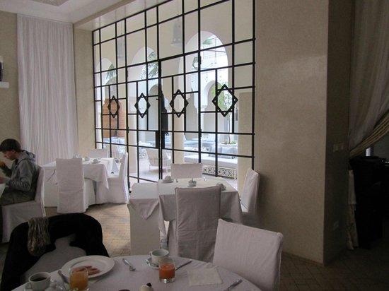 Riad Nashira & Spa:                   ristorante