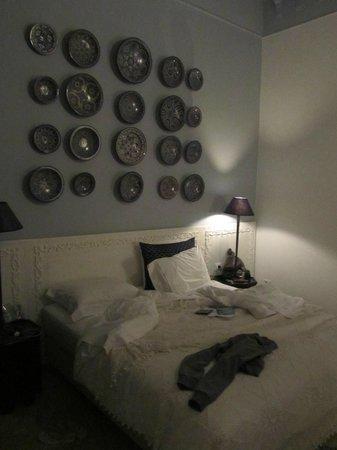 Riad Nashira & Spa:                   letto camera superior