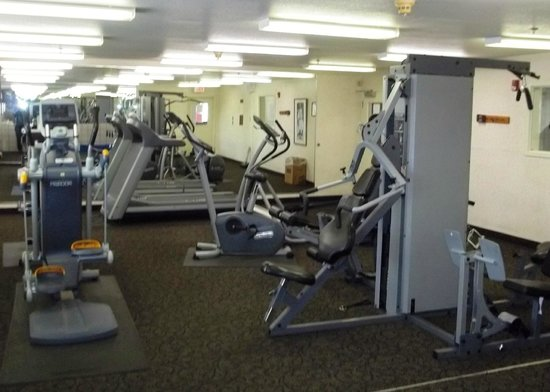 Baymont Inn & Suites Hearne : Exercise Room
