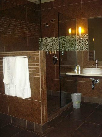 CityFlatsHotel - Holland:                   Bathroom