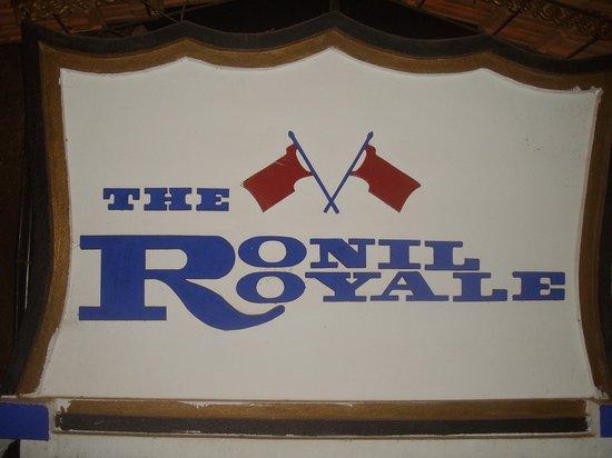The Ronil Royale:                   Собственно отель!!