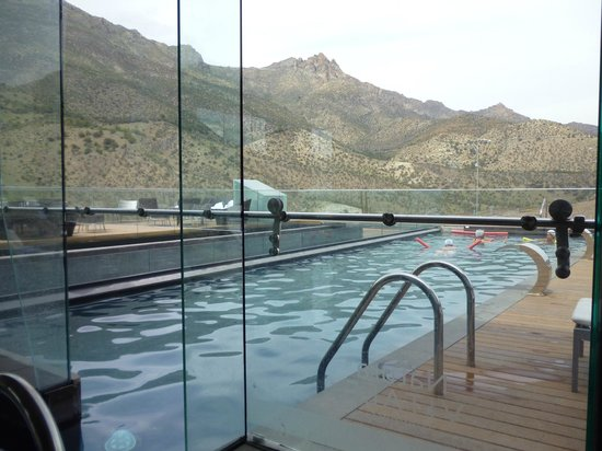 Enjoy Santiago Casino & Resort:                                     Piscina temperada exterior