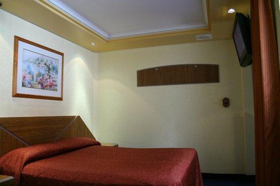 Hotel Fornos: Queen
