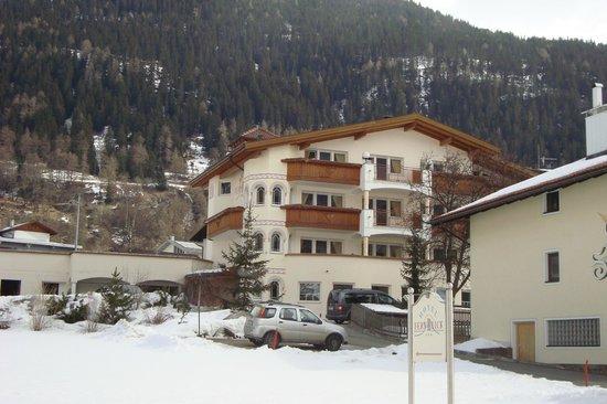 Hotel Fernblick im Winter