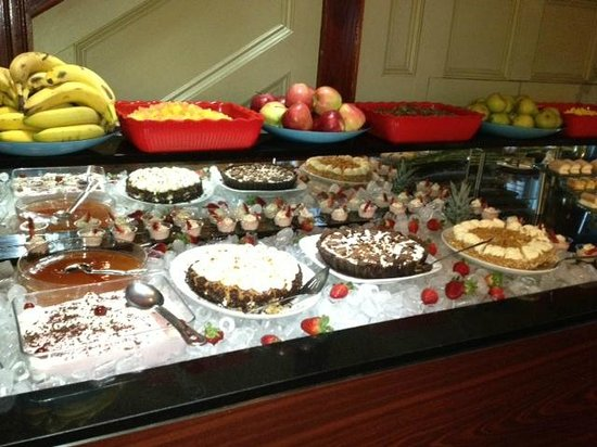 Flavourz Restaurant & Bar: Dessert Buffet