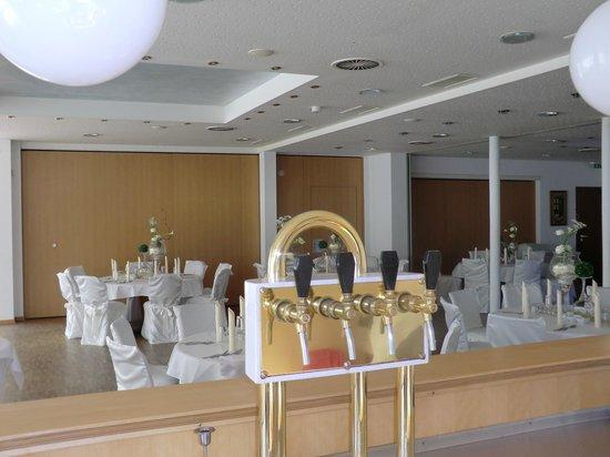 Hotel Sonnenhof: Festsaal - Bar