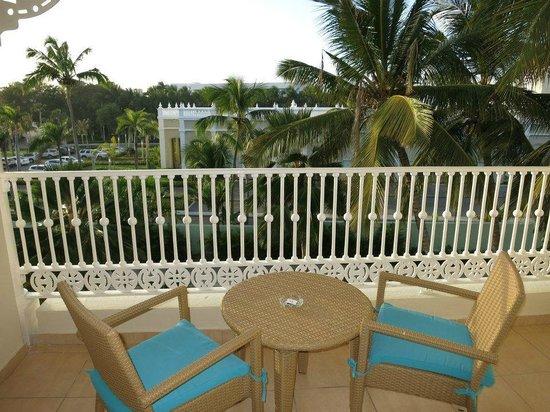 Iberostar Punta Cana:                   Balcony