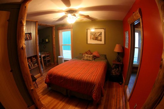 Simple Lodge: Private Suite
