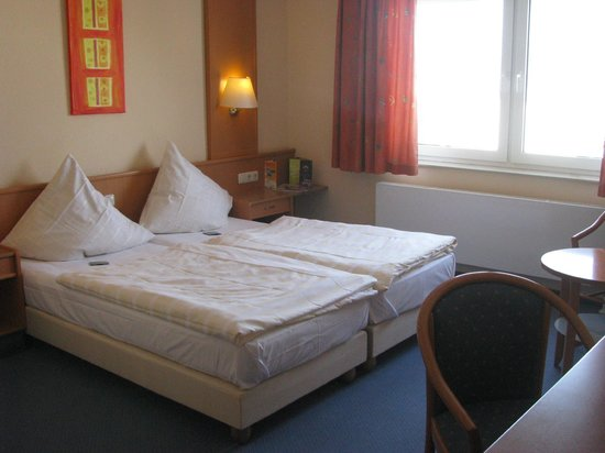 Hotel Sonnenhof: Comfortdoppelzimmer 14