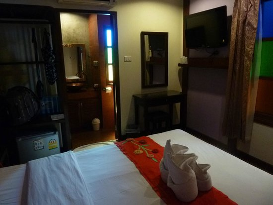 Chiangmai Boutique House:                   room view