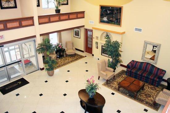 Sleep Inn and Suites: Lobby