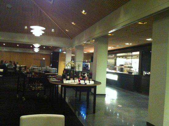 Hotel Opus Horsens:                   Restaurant