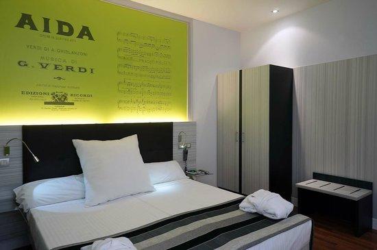 Hotel Petit Palace Boqueria Garden: Habitación